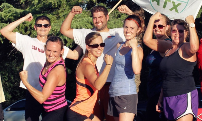 Fit ATX - East Congress: Four 30 Minute Personal Training Sessions at Fit Atx (53% Off)