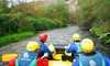 NOMAD RAFTING - NOMAD RAFTING: Fino a 3 ore di rafting per 2, 4 o 6 persone da Nomad Rafting