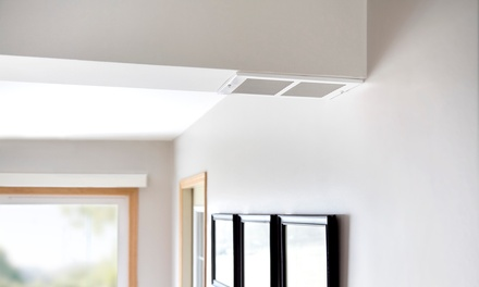 Air-Duct Cleaning with Optional Dryer-Vent Cleaning from National Air Duct Cleaning (Up to 75% Off)
