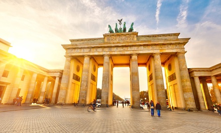 10-Day Central Europe Vacation with Airfare and Accommodations from go-today. Price/Person Based on Double Occupancy.