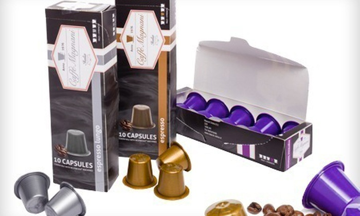 capsules compatibles nespresso groupon shopping. Black Bedroom Furniture Sets. Home Design Ideas