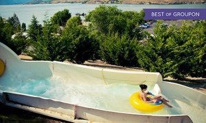 Slidewaters Lake Chelan Waterpark: Season or General-Admission Passes to Slidewaters Lake Chelan Waterpark