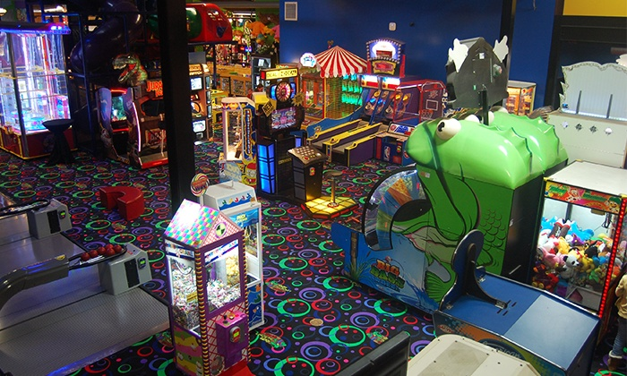 Andy Alligator's Fun Park - The Apples: $149 for a Birthday-Party Package for up to Eight Kids at Andy Alligator's Fun Park ($259.20 Value)