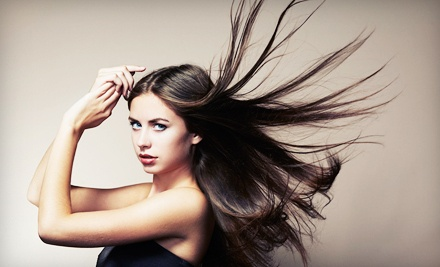Keratin Hair Treatment and Trim (up to a $370 total value) - Hair Extension Room in Colleyville
