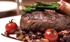 Desmond's Steakhouse - Garment District: $75 for a Three-Course Steakhouse Dinner for Two