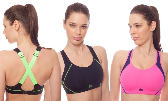 RBX Wire-Free Women's Sports Bra | Groupon Goods
