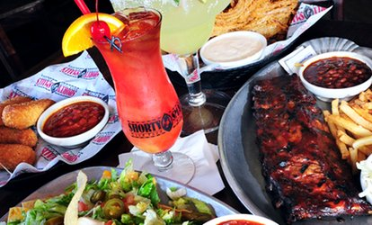 image for $14 for $30 Worth of Classic American Cuisine at Shorty Small's