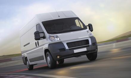 Tagesmiete für einen Transporter bis 3,5 t inkl. 100 km von EF Transport