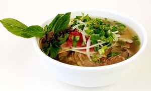 Kim's Kitchen + Bar: Vietnamese Food at Kim's Kitchen + Bar (35% Off). Two Options Available.