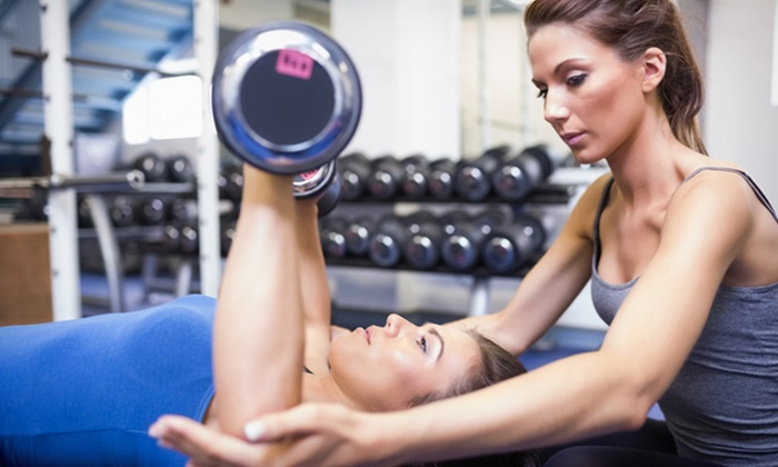Fitness Stop - Vienna: $99 for Five 60-Minute Personal-Training Sessions at Fitness Stop ($300 Value)