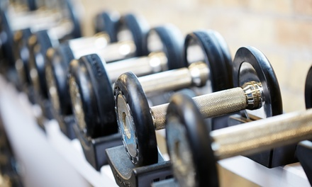 One-Month CrossFit Membership for One ($29) or Two People ($55) at CrossFit Infinitum, at Chiswick (Up to $470 Value)