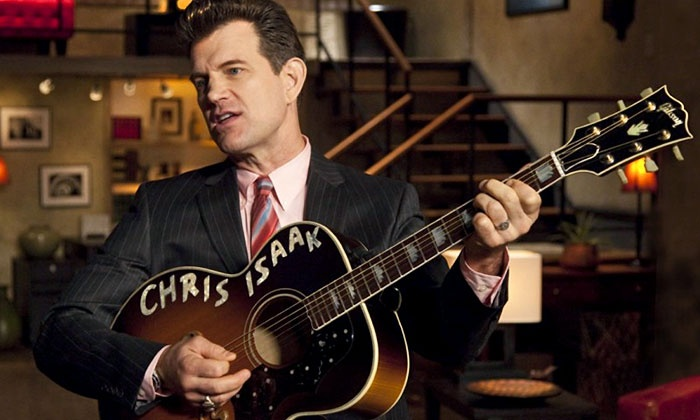 Chris Isaak - Count Basie Theatre: Chris Isaak at                           Count Basie Theatre on August 31 at 7:30 p.m. (Up to 51% Off)