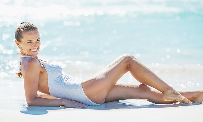 344 Beauty Bar & Face Salon - Oceanfront: One or Three 45-Minute Vein-Removal Treatments at 344 Beauty Bar & Face Salon (Up to 91% Off)