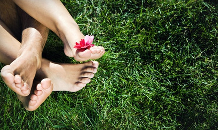 Laserwave Clinic - Lakewood: One or Three Laser Toenail-Fungus Removal Treatments for One or Both Feet at Laserwave Clinic (Up to 80% Off)