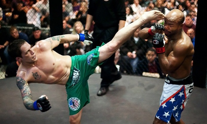 XFO-50 - UIC Pavilion: $25 for XFO MMA Presents XFO 50 at UIC Pavilion on Friday, March 21 ($48.29 Value)