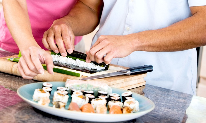 Sushi House Orlando - Florida Mall: Sushi Class for One or Two at Sushi House (Half Off)