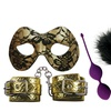 Sportsheets Sexperiments Masquerade Party Kit (4-Piece)