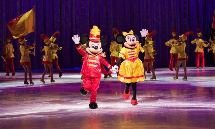 """Disney On Ice celebrates 100 Years of Magic"" Presented by Stonyfield YoKids Organic Yogurt - Wells Fargo Center: <i>Disney On Ice celebrates 100 Years of Magic</i> Presented by Stonyfield YoKids Organic Yogurt (Up to 38% Off)"
