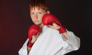 All Star Kids Karate Academy: Four Weeks of Unlimited Martial Arts Classes at All Star Kids Karate Academy (45% Off)