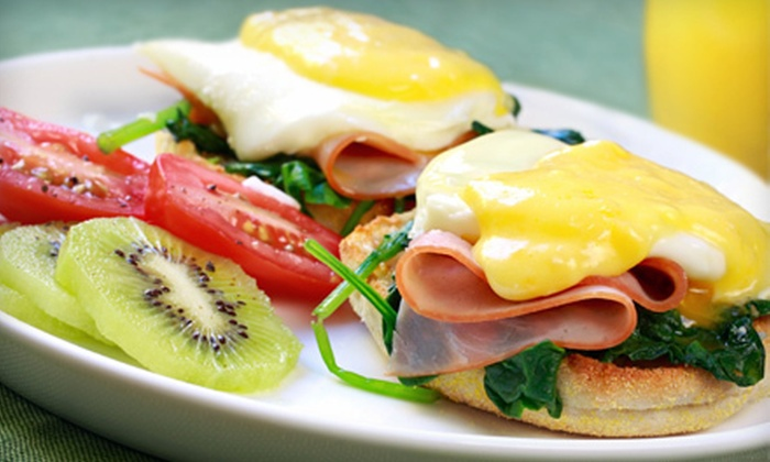 DJ's 9th Avenue Cafe - Capitol Hill: $10 for $20 Worth of Breakfast, Brunch, or Lunch and Drinks at DJ's 9th Avenue Cafe