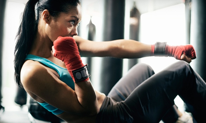 Urban Fitness Club - Downtown: $20 for One Month of Unlimited Fitness Classes at Urban Fitness Club ($140 Value)