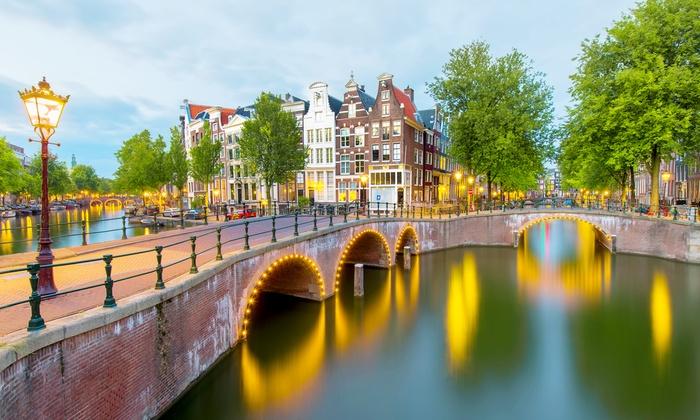 Groupon Hotel Amsterdam