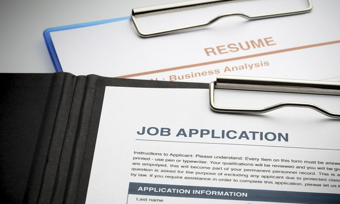 Generation-Next - Washington DC: Résumé-Building Service with Custom Thank You and Optional Cover Letter from Generation-Next (Up to 56% Off)