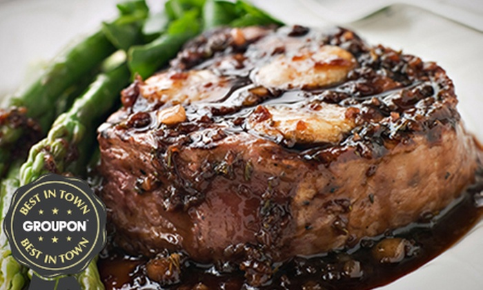 Pranzare - Concord, Washington, Newcastle Upon Tyne: Fillet Steak Meal For Two (£15) or Four (£29) at Pranzare (Up to 60% Off)
