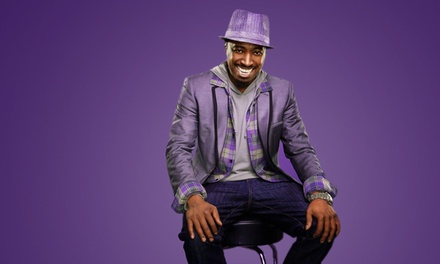 The Legends of Comedy Tour Starring Eddie Griffin at Historic Bal Theatre on August 3 at 7 p.m. (Up to 67% Off)