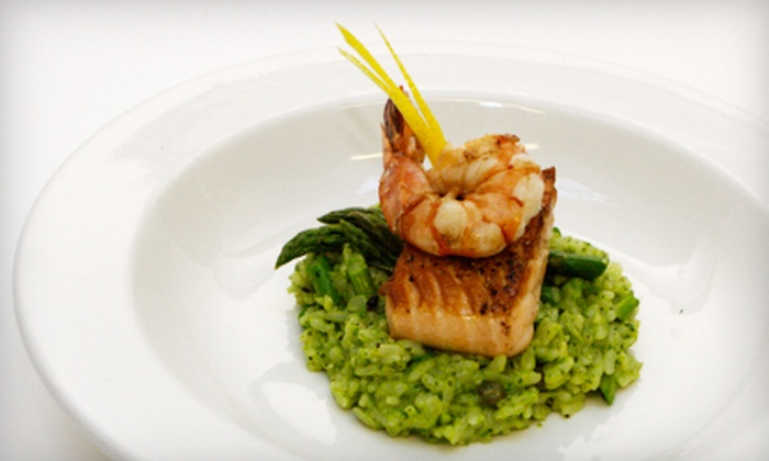 The Braywick Bistro - Central London: $20 for $40 Worth of International Bistro Cuisine and Drinks for Dinner at The Braywick Bistro
