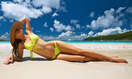 Six Laser Hair-Removal Sessions at Bare Skin Laser MedSpa (Up to 84% Off)