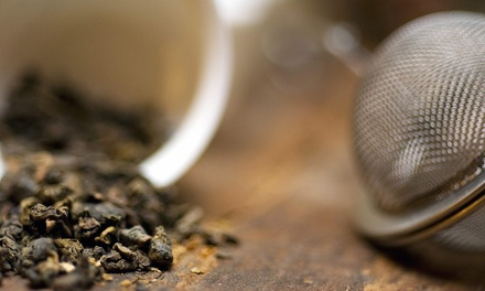 $12 for $20 Worth of Loose-Leaf Tea at Teaberry's Fine Teas