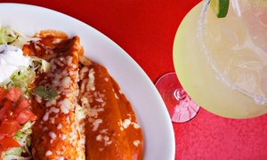 Casa Tequila Restaurant and Bar: Up to 50% Off Mexican Cuisine — Casa Tequila Restaurant and Bar Valid Sunday, Monday 11 AM - 10 PM