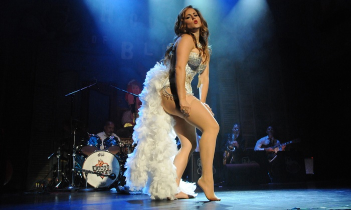 Bustout Burlesque - House of Blues New Orleans: Bustout Burlesque – 10th Anniversary All-Star Show at House of Blues New Orleans on Friday, April 10 (Up to 47% Off)