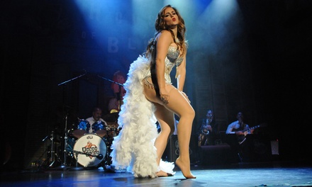Bustout Burlesque – 10th Anniversary All-Star Show at House of Blues New Orleans on Friday, April 10 (Up to 47% Off)