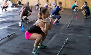 CrossFit 615: One Month of CrossFit and Drive Classes, or 10 Drive Classes at CrossFit 615 (Up to 65% Off)