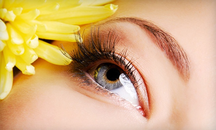 B-Lashes Beauty Parlor - Gahanna: Adult or Kids' Eyelash Extensions at B-Lashes (Up to 53% Off)