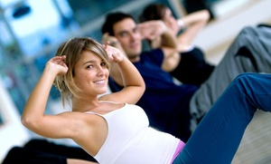 Gym Rat Boxing & Fitness: 6, 10, or 15 Boot-Camp Classes at Gym Rat Boxing & Fitness (Up to 44% Off)