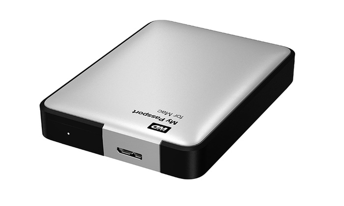 how to format portable hard drive for mac