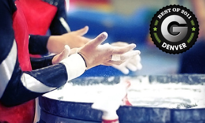 5280 Gymnastics - Multiple Locations: $29 for Two Months of Classes at 5280 Gymnastics ($130 Value)