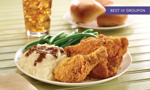 Ovation Brands: Food and Drinks at Country Buffet, Ryan's, HomeTown Buffet, Fire Mountain, or Old Country Buffet