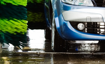 Two or Four Full Service Plus Car Washes with Maintenance Package Option at Robin Hood Car Wash (Up to 55% Off)