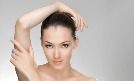 Laser Skin-Tightening Session for the Face or Abdomen, or Face and Neck at New Image (Up to 79% Off)