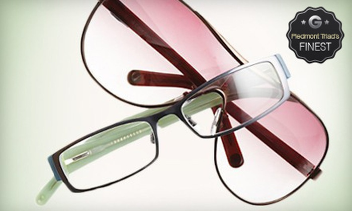Eye Care Associates - Multiple Locations: $50 for $250 Worth of Prescription Glasses at Eye Care Associates