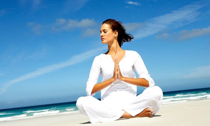 Perfect Balance Yoga - Fresno: $50 for 10 Yoga Classes at Perfect Balance Yoga ($100 Value)