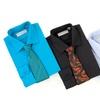 Alberto Cardinali Men's Dress Shirt and Tie Set