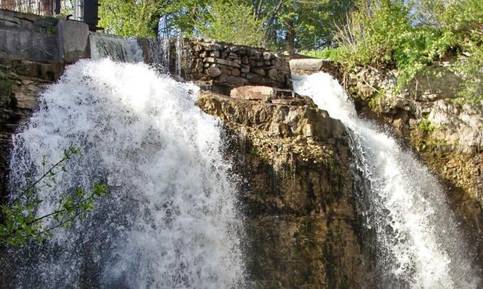 The Falls Inn & Spa - Walter's Falls: One-Night Stay at The Falls Inn & Spa in Walter's Falls, Ontario