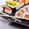 Menu giapponese in via Tommaseo
