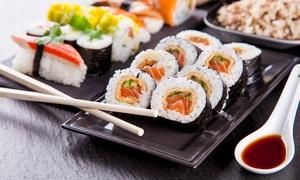 RISTORANTE HIRO: Menu giapponese con antipasto, primo, secondo e 20 pezzi di sushi (sconto fino a 57%)