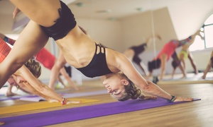 I Am Yoga London: I Am Yoga London: Five (£19) or Ten Hot Yoga Sessions (£29) (Up to 79% Off*)